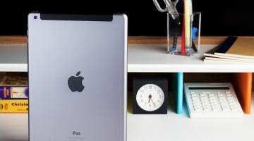 Apple iPad Air Ελληνικό Unboxing Hands-on