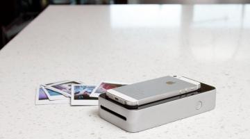 Εκτύπωση φωτογραφιών απευθείας απ' την οθόνη του κινητού