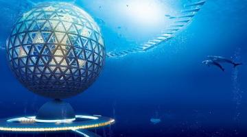 Η σύγχρονη Ατλαντίδα -Η υποβρύχια πόλη που θέλουν να φτιάξουν οι Ιάπωνες
