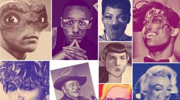 The 19 Craziest Celebrity Mash-ups