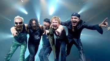 Οι Σκόρπιονς (Scorpions) ξεκινούν παγκόσμια περιοδεία