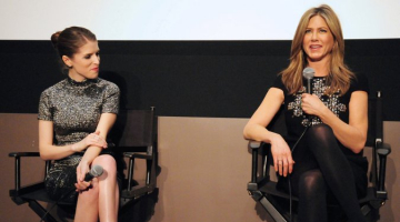 Jennifer Aniston, Anna Kendrick Talk 'Cake' Satisfaction and Superhero Roles