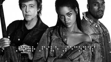 Rihanna: Συνεργασία με Paul McCartney και Kanye West