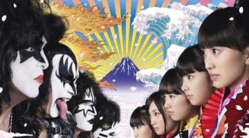 Οι Κις (Kiss) συνεργάζονται με Γιαπωνέζικο ποπ γκρουπ