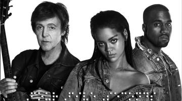 Δείτε το βίντεο κλιπ της Rihanna με Kanye West και Paul McCartney