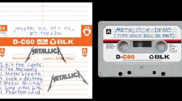 Οι Metallica ξανά σε…κασέτα