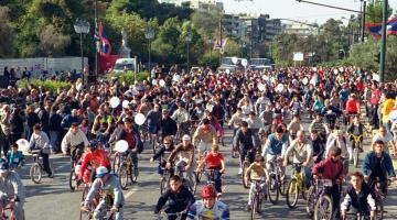 Ανοίγουν οι εγγραφές  του 22ου Ποδηλατικού Γύρου της Αθήνας