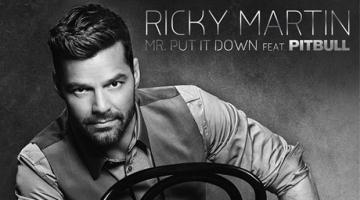Ο Ρίκυ Μάρτιν (Ricky Martin) & ο Πίτμπουλ (Pitbull) για πρώτη φορά μαζί