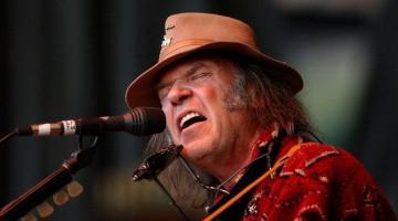 Έρχεται νέος δίσκος του Νηλ Γιανγκ (Neil Young)