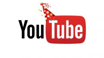 Τα 10 χρόνια έκλεισε το YouTube