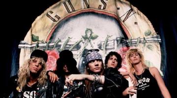 Με ποιο παλιότερο τραγούδι μοιάζει το«Sweet Child O' Mine» των Guns Ν' Roses;
