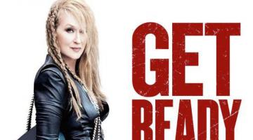 Meryl Streep rocks