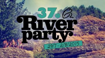 Αυτό θα είναι το δυναμικό line-up το 37ου River Party