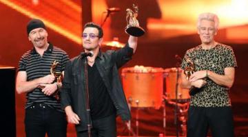 Μήνυμα συμπαράστασης των U2 για την Ελλάδα