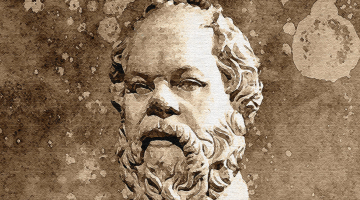 O Σωκράτης απέναντι στη μυθολογία