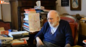 Ο Νάνος Βαλαωρίτης δίνει συνέντευξη στον NGradio