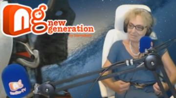 Η Ισμήνη Καπάνταη στον NGradio