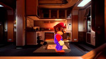 Αν το Super Mario 64 είχε σημερινά γραφικά