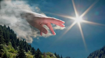 ΑΣΤΡΟ H πανταχού παρουσία του Θεού