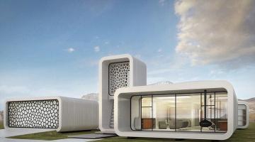 Αυτός θα είναι ο πρώτος 3D εκτυπωμένος εργασιακός χώρος στον κόσμο