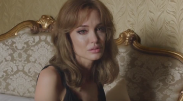 Watch: First Trailer For Angelina Jolie & Brad Pitt's Dramatic Art Film 'By The Sea'
