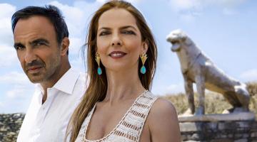 Η Ασπασία Λεβέντη και ο Νίκος Αλιάγας για τον NGradio
