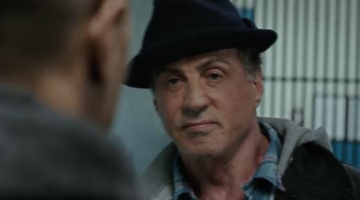 Sylvester Stallone reprises Rocky role in tense second Creed trailer
