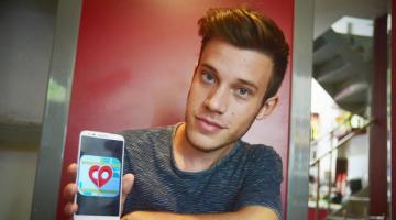 «Near – Check Who's Nearby» εφαρμογή που δημιούργησε 18χρονος Έλληνας