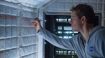 US box office: The Martian soars into blockbuster territory as Pan plummets