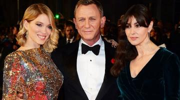 Spectre, latest 007 film, has glitzy premiere in London