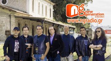 Ο Ηλίας Ασβεστόπουλος και ο Μάκης Τσελέντης – 2002GR στον NGradio
