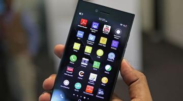 Το πρώτο Blackberry με λειτουργικό Android