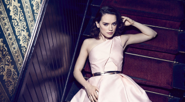 "Next Gen 2015: How Unknown Daisy Ridley's ""Weird Feeling"" Helped Her Land 'Star Wars' Role"