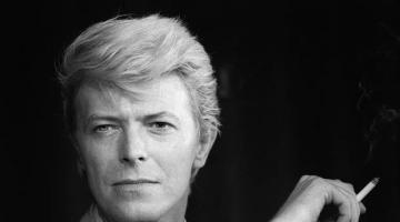 Καλό ταξίδι στον λατρεμένο Nτέιβιντ Μπάουϊ (David Bowie)
