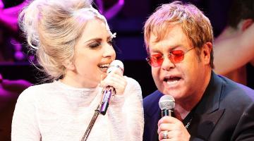 Νέα συνεργασία Lady Gaga και Elton John
