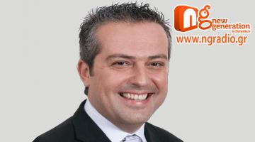 Ο Δήμαρχος Παπάγου-Χολαργού Ηλίας Αποστολόπουλος δίνει συνέντευξη στον NGradio