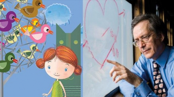 Greek writer Evgenios Trivizas,wins Kidscreen Best eBook of the Year