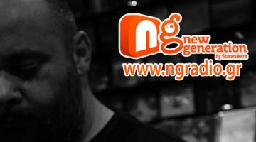 Ο JAMOAN Άκης Θεοτοκάτος δίνει συνέντευξη στον NGradio