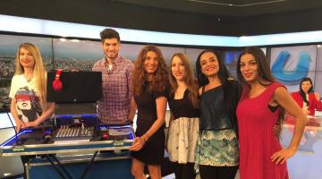 Βαλίτσα – Στούντιο για Webradio από τον Τάσο Περόγλου, στην Πόπη Τσαπανίδου