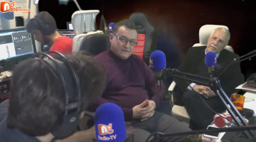 Ο κ. Δημοσθένης Φιστουρής και ο κ. Φώτιος Γιαννακάκης δίνουν συνέντευξη στον NGradio