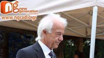 Ο Χρήστος Ιωαννίδης δίνει συνέντευξη στον NGradio