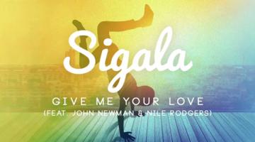 Sigala, John Newman και Nile Rodgers συνεργάζονται σε νέο τραγούδι