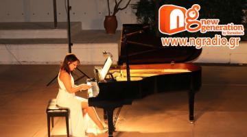 Η Μιμή Ρουφογάλη δίνει συνέντευξη στον NGradio