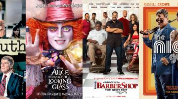 Οι κινηματογραφικές πρεμιέρες αυτής της εβδομάδας
