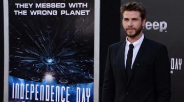 Liam Hemsworth, Jeff Goldblum, Joey King attend 'Independence Day: Resurgence' premiere