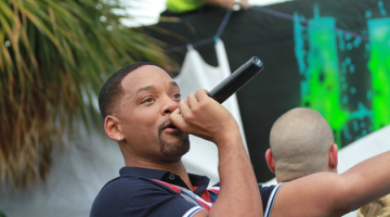 Will Smith Raps 'Miami' At 'Suicide Squad' Block Party, Transports Us Back To 1997