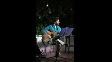 Ο Ισίδωρος Πάτερος ερμηνεύει αγαπημένα τραγούδια