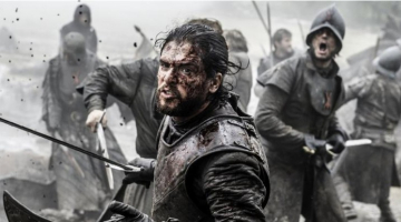 'Game of Thrones' looks to rule the Emmys again