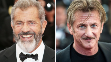 Mel Gibson, Sean Penn to Star in 'Professor and the Madman'