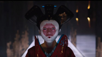 First footage from 'Ghost in the Shell' shows Scarlett Johansson's cyborg side